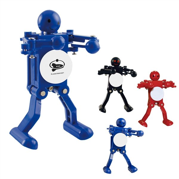 Promotional Wind - Up Robot Boogie Bot(TM)