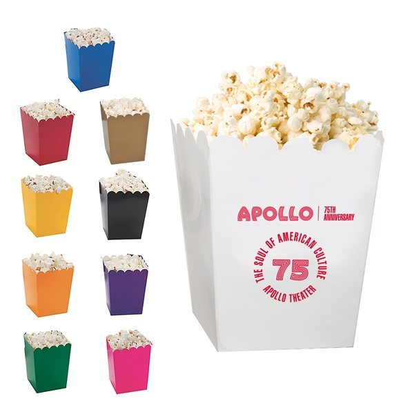Promotional 12 oz Popcorn Bucket