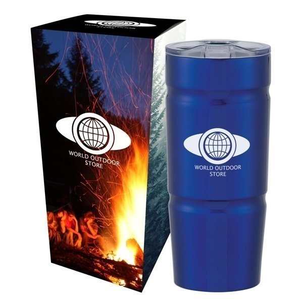 Promotional 24 oz Stainless Steel Ursa Tumbler with Custom Box