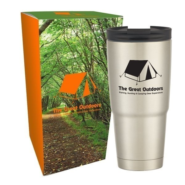 Promotional 30 oz Engel(R) Tumbler with Custom Box