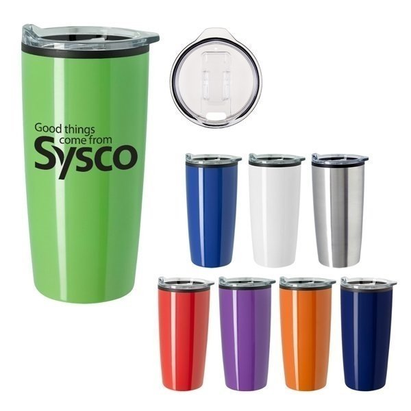 Promotional 20 oz Elate Himalayan Tumbler With Stuffer