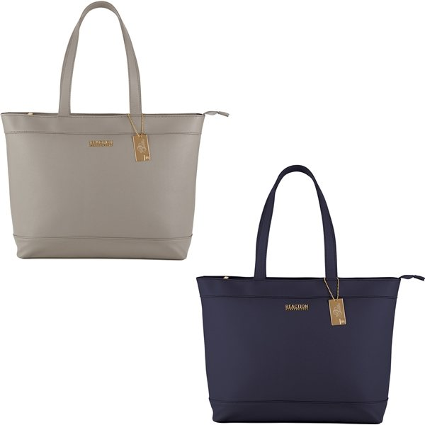 Promotional Kenneth Cole 15 Computer Pebbled Tote