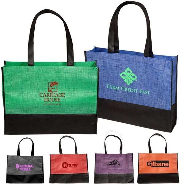Promotional Tonal Non - Woven Tote Bag