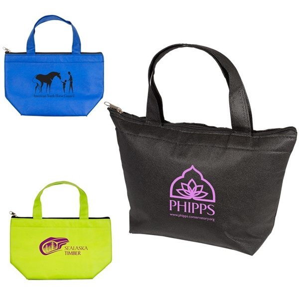 Promotional Budget Non - Woven Cooler Tote