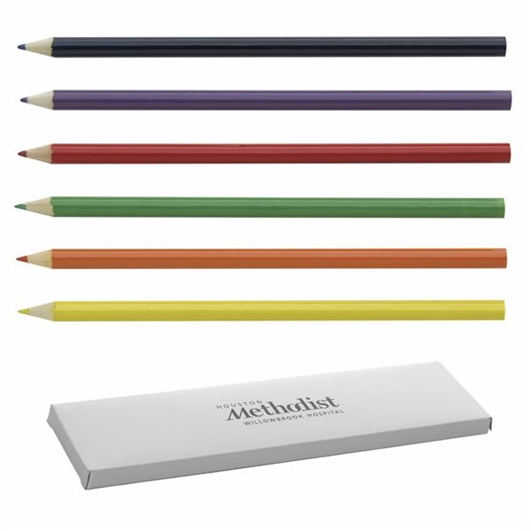 Promotional Coloring Pencils