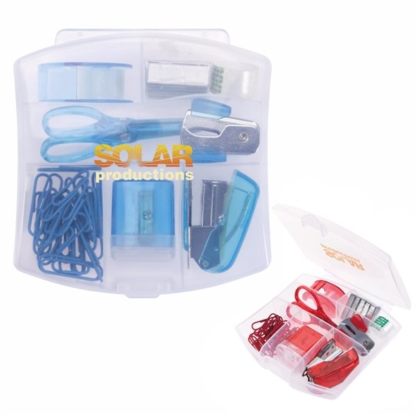 Promotional 10- in -1 Office Supply Kit