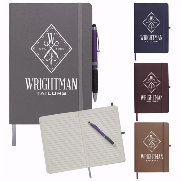 Promotional Classic Textured Journal