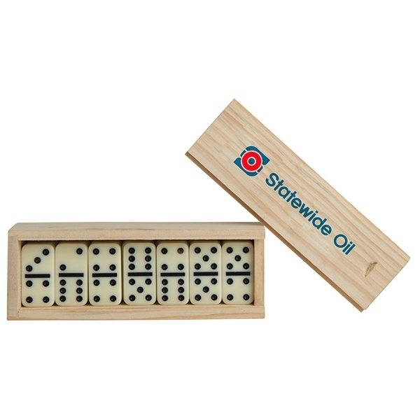 Promotional Small Dominos in Box