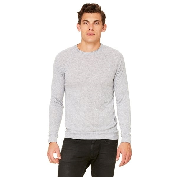 Promotional Bella + Canvas Unisex Lightweight Sweater - 3981