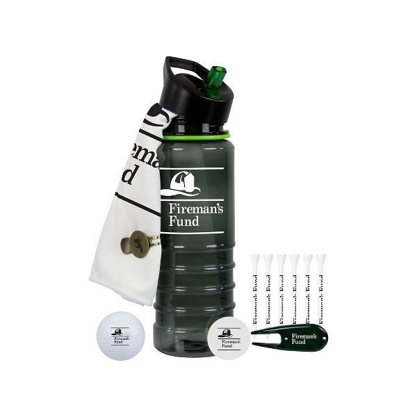 Promotional Birdie Golf Kit with DT TruSoft Golf Ball