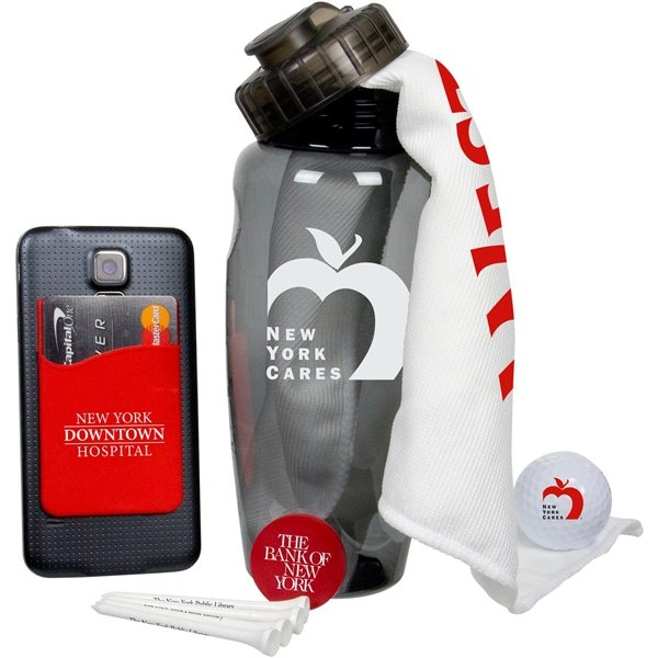 Promotional Sure Grip Golf Kit with Wilson Ultra Golf Ball