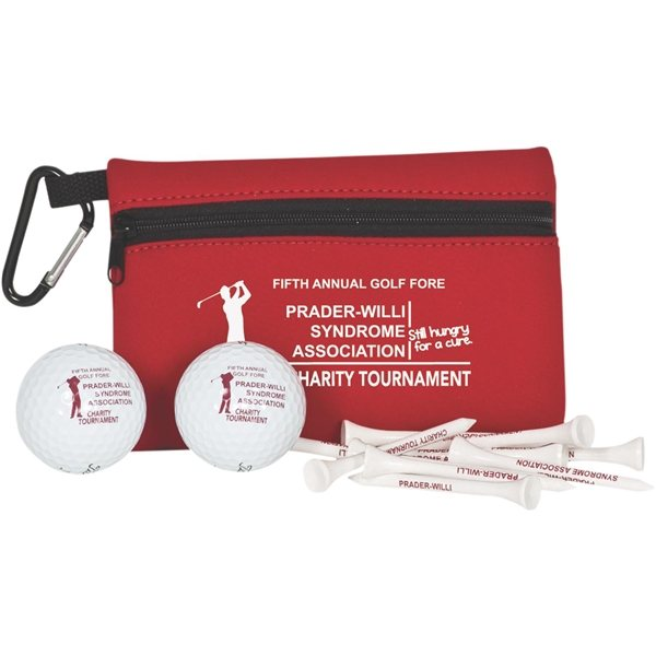Promotional Tournament Outing Pack 2 with DT TruSoft Golf Ball