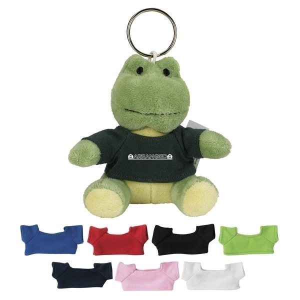 Promotional Mini Frog Key Chain