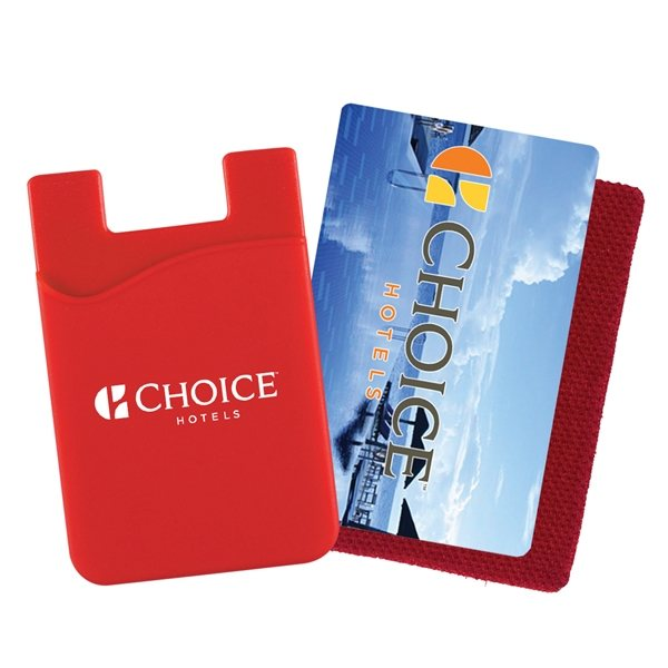 Promotional Phone Wallet And LintCard(TM) Kit