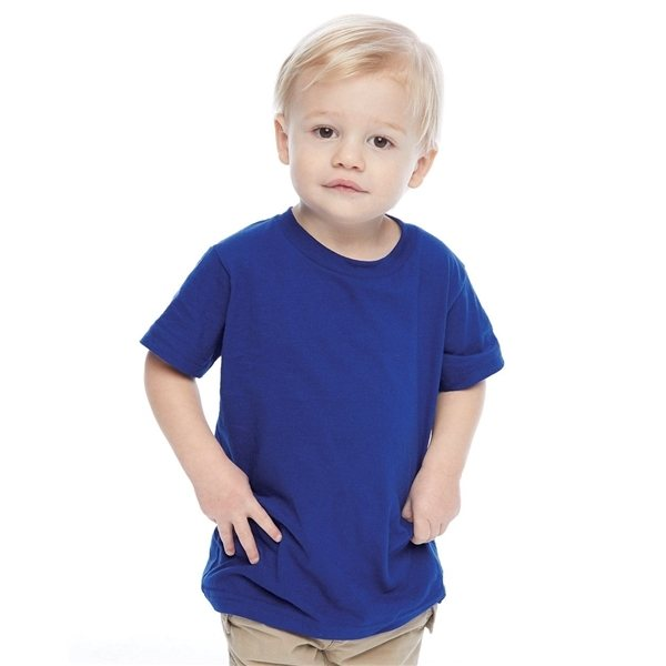 Promotional American Apparel - Toddler Fine Jersey Short Sleeve T - Shirt