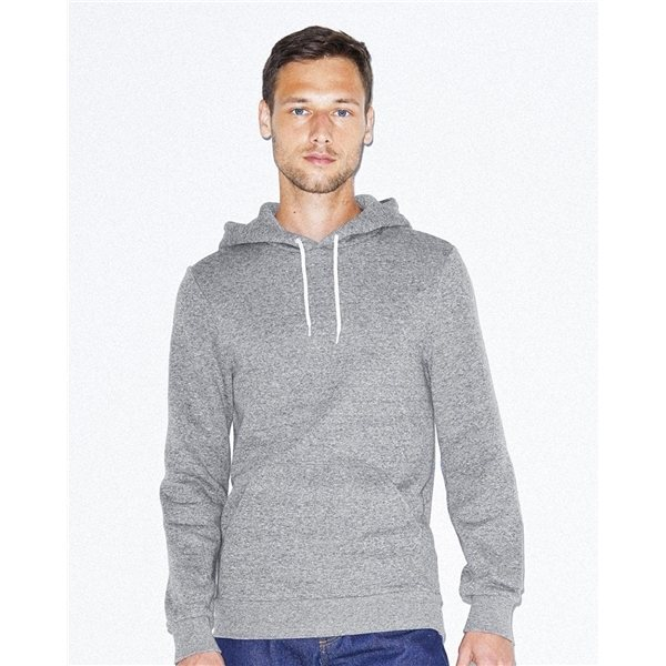 Promotional American Apparel - Unisex Mock Twist Pullover Hooded Sweatshirt