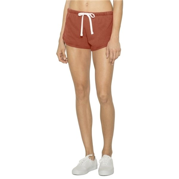 Promotional American Apparel - Womens French Terry Garment Dyed Short