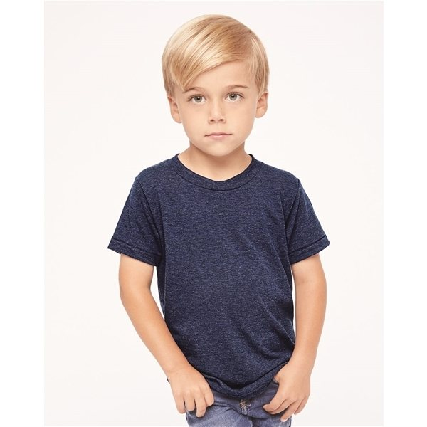 Promotional American Apparel - Toddler Tri - Blend T - Shirt