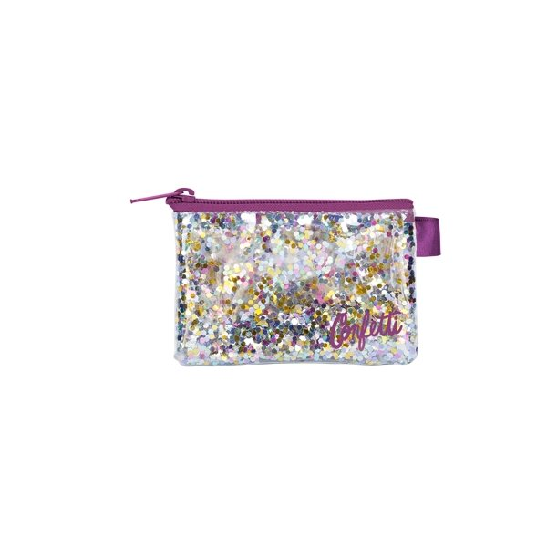 Promotional Penny Pouch Confetti