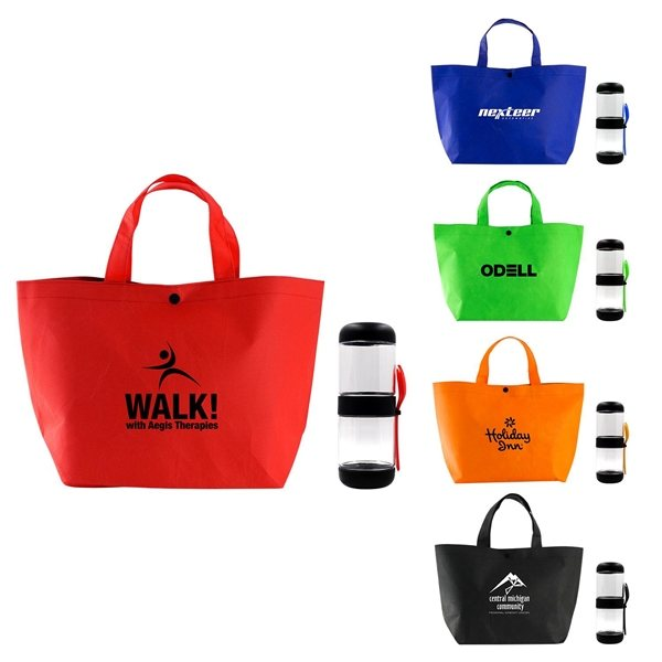 Promotional Snap Stacker Tote Set