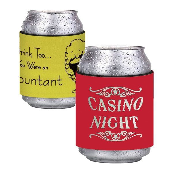 Promotional Slap Wrap Koozie