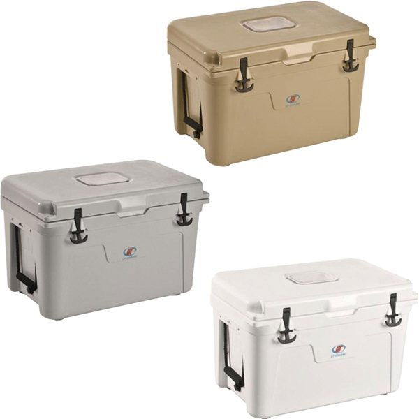 Promotional LiT(R) 52 QT. Cooler with Ice Legs