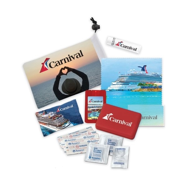 Promotional Travel Med Kit