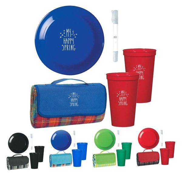 Promotional Picnic In The Park Kit