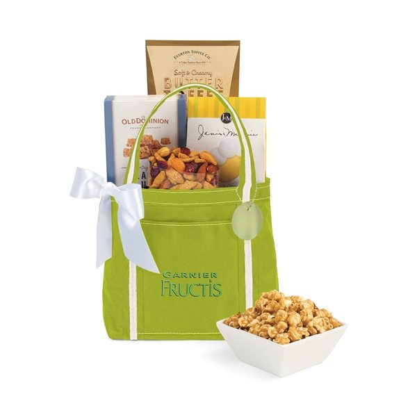 Promotional Piccolo Grab N Gourmet Treats Tote