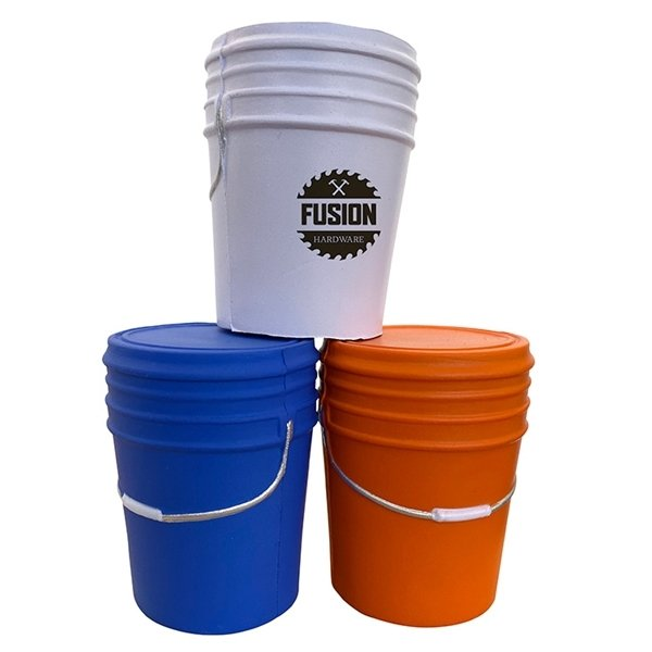 Promotional 5 Gallon Bucket Stress Reliever