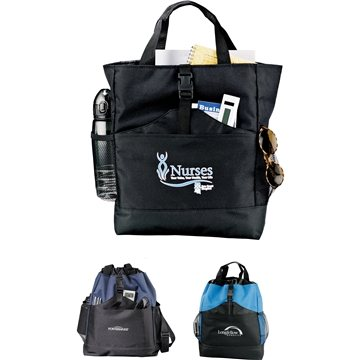 Eclipse Convertible Backpack Tote