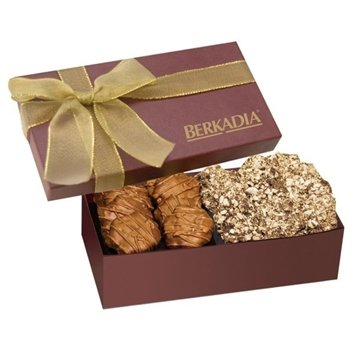 The Executive Gift Box - Almond Butter Crunch & Turtles