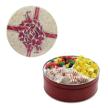 The Royal Tin - Starlite Mints, Mixed Jelly Beans, Hard Candy
