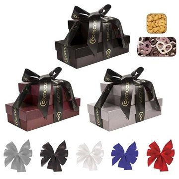 The Cosmopolitan - Chocolate Covered Pretzels & Cashews