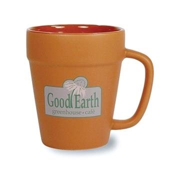 14 oz Terra Cotta Flower Pot
