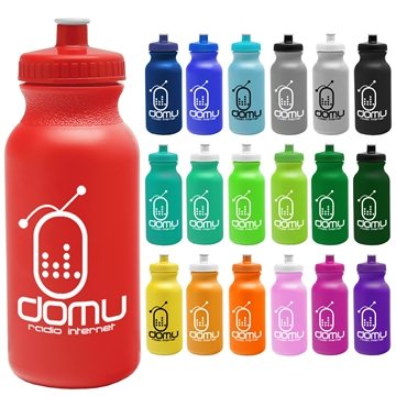 20 oz The Omni Color Bike Bottle