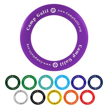 Polypropylene Zing Ring Flyer