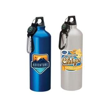 33.8 oz Flask with Carabiner