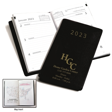 Classic Pocket Planner - Good Value Calendars(R)