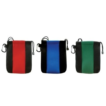 Cypress Deluxe Golf Tote w/Carabiner