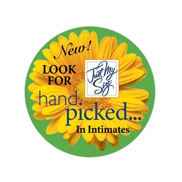 3'' Round Lapel Sticker