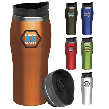 15 oz Stainless Steel Sydney Tumbler