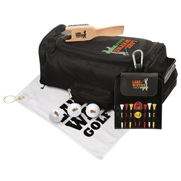 Titleist(R) DT(R) SoLo Club House Travel Kit