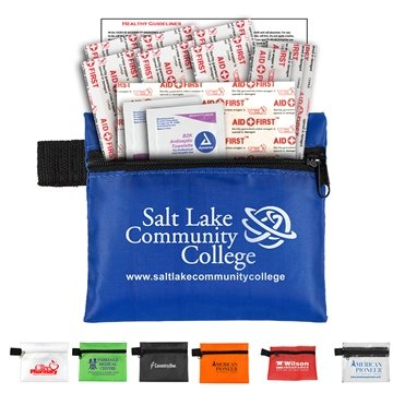 ''On The Go Kit 1'' 13 Piece First Aid Kit
