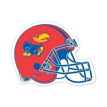 Large Car Magnet- 10'' X 12'' Helmet