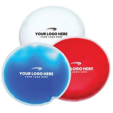 Oval Shaped Chill Patch Cold Pack