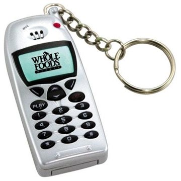 Cell Phone Memo Recorder