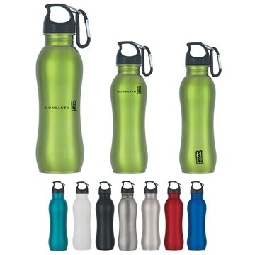 25 oz Stainless Steel Grip Bottle