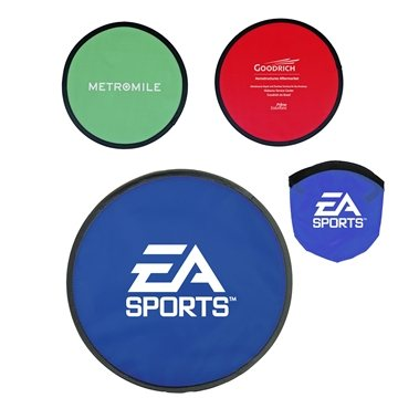 Collapsible Flyer Frisbee