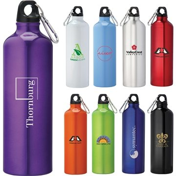 Pacific Aluminum Sport Bottle - 26 oz